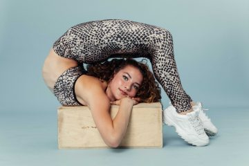 Sofie Dossi Dishes on Her New Athletic Wear Line Fire Lily