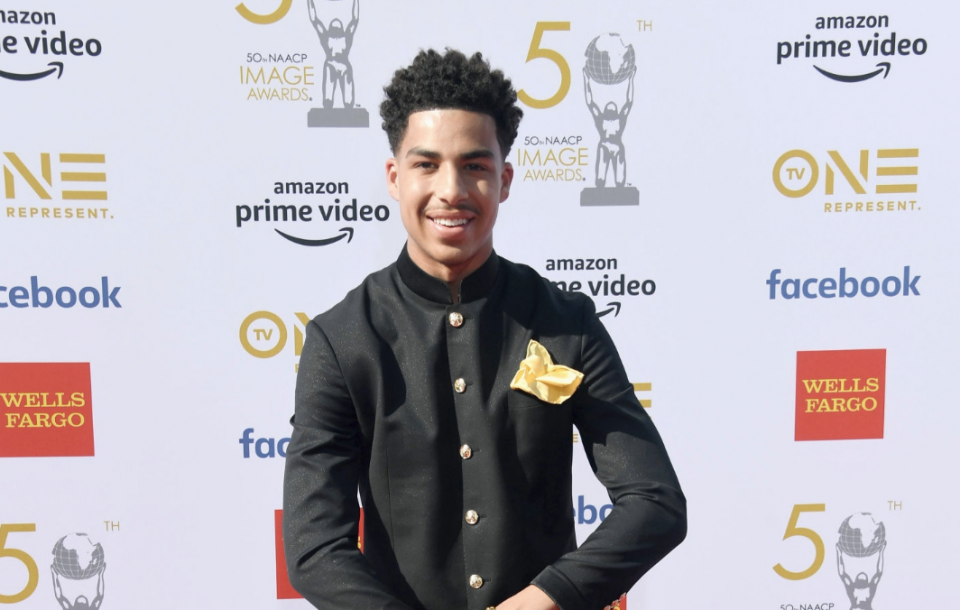Exclusive: Marcus Scribner Says Cameron Boyce's Activism Inspires Him to Make a Difference