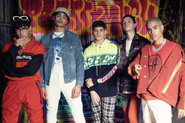 """Watch: PRETTYMUCH Brings All the Energy Ever in a Special """"Solita"""" Video Live from London"""