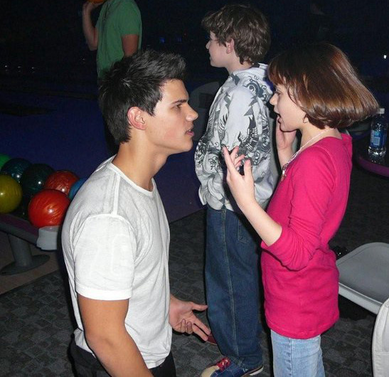 Joey King With Selena Gomez