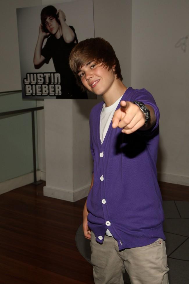 Justin Bieber: Never Say Never DVD - sheknows.com