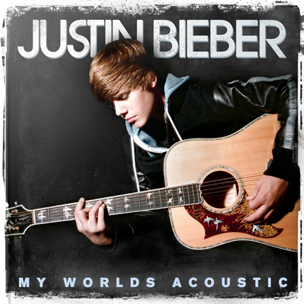 Justin Bieber's MY WORLDS Acoustic Album is Out TODAY!