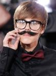 Justin's Hilariously Hair