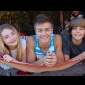 Sabrina, Peyton and Corey