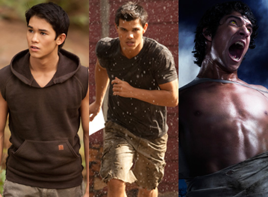POLL: Best (And Worst!) of 2011: Who's The Buffest Werewolf?