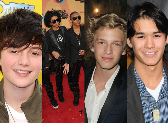 POLL: Which Famous Guy Do YOU Want a Love Letter from?