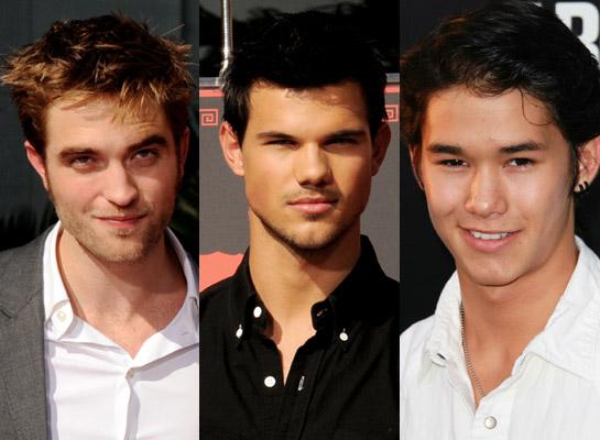 Marry, Date, Dump: <em>Twilight</em> Hotties!