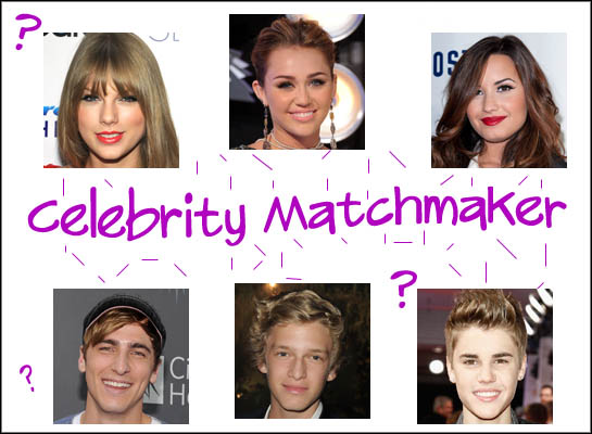 Celebrity matchmaking quiz
