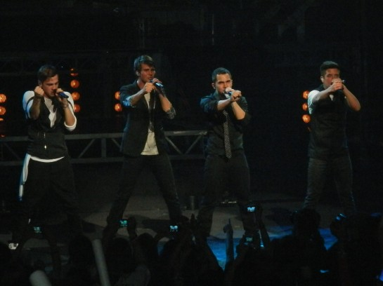 Exclusive Big Time Rush S L A Concert â We Were There Tigerbeat