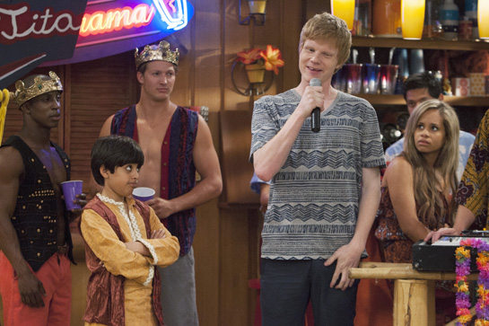 EXCLUSIVE: Karan Brar Dishes on His <em>Pair of Kings</em> Guest Spot
