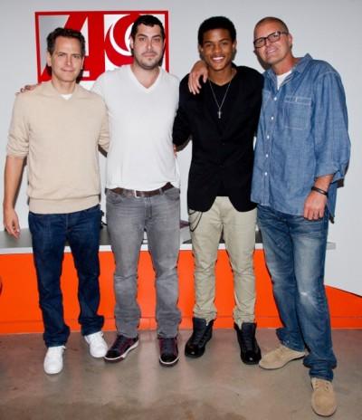 <em>Let It Shine's</em> Trevor Jackson Signs with Atlantic Records!