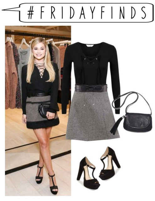 Friday Finds: Olivia Holt's Weekend Outfit Inspo!