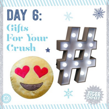 Day 6: Gifts For Your Crush
