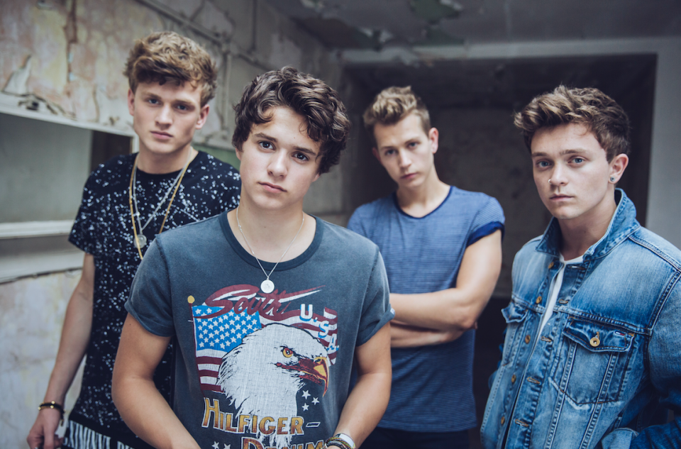 In The NYC Area?! So are The Vamps!