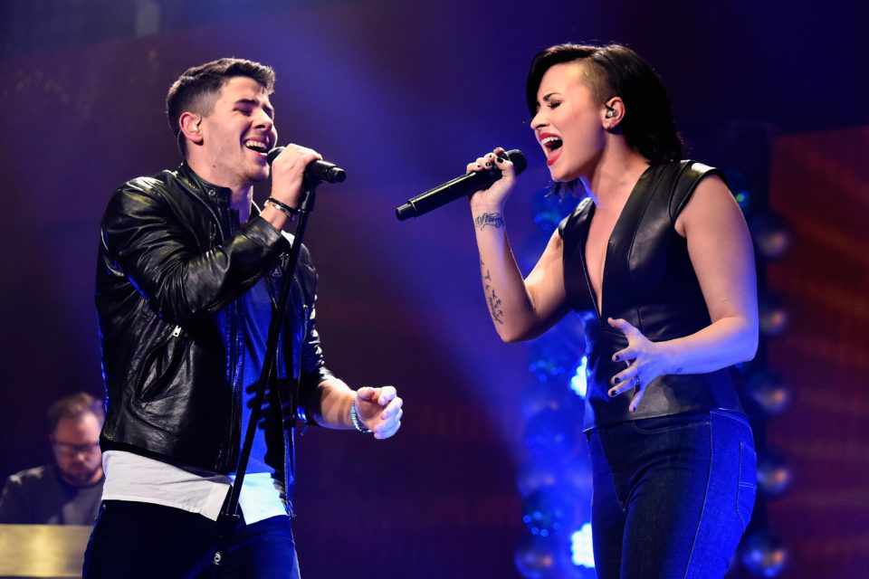 Nick Jonas Paid Demi Lovato The Ultimate Compliment