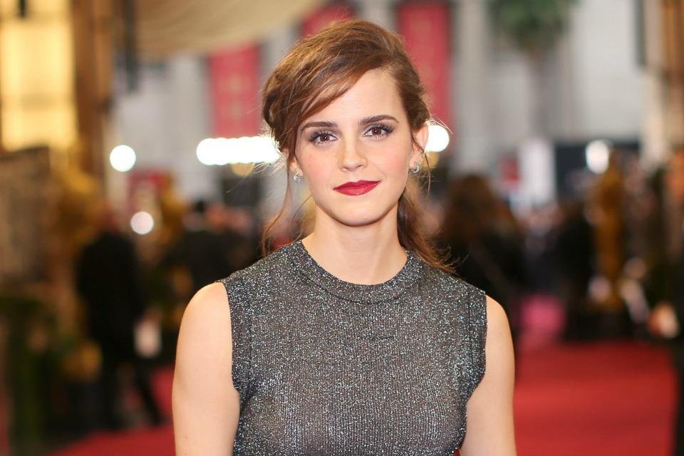 Emma Watson's Hilarious Prank