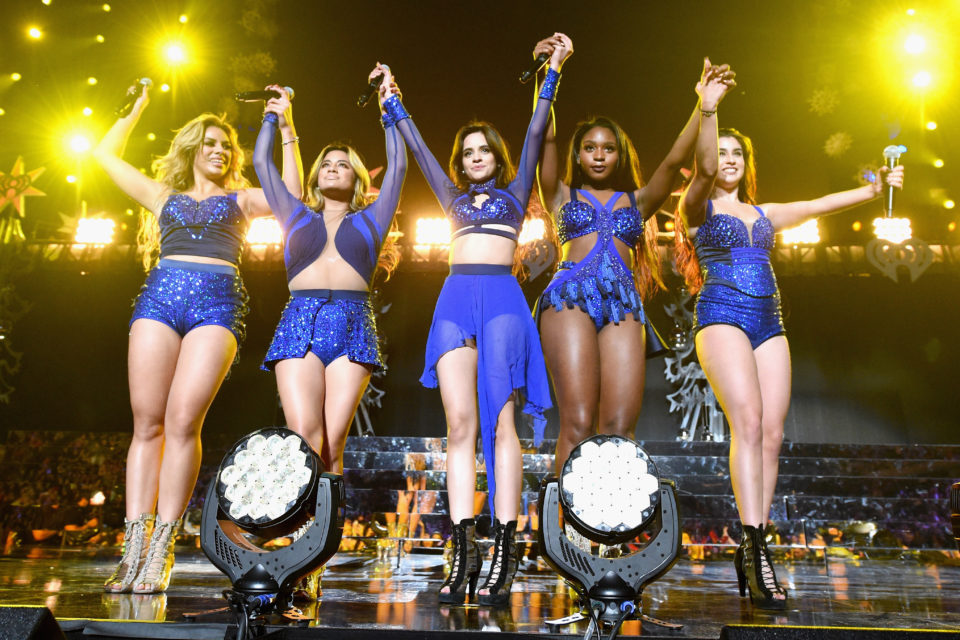 Camila Cabello Says Fifth Harmony's Girl Power Message Helped Her Be Confident