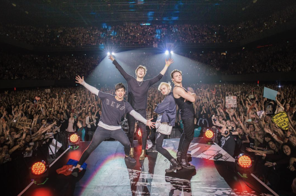 5 Seconds of Summer is Coming Back With New Music This Year