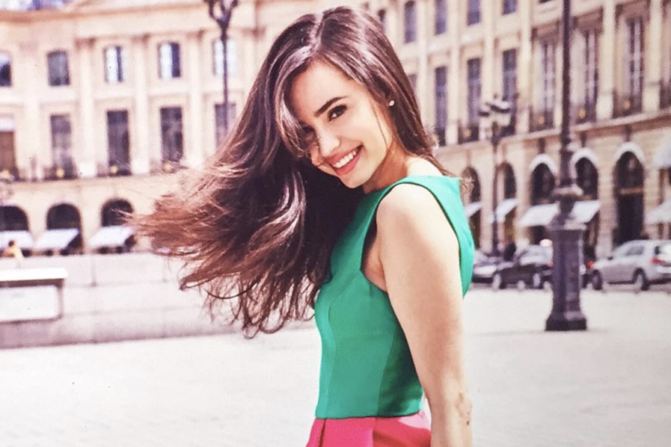 Sofia Carson Dishes On Her Road to Stardom