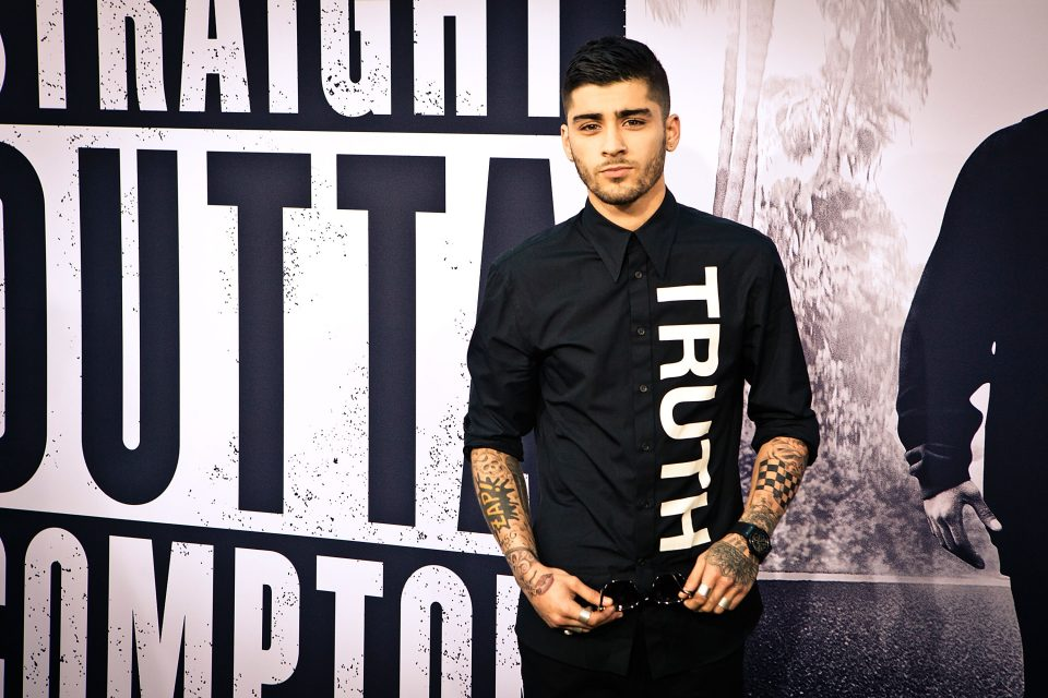 Zayn Malik Cancels a Concert Due to His Anxiety