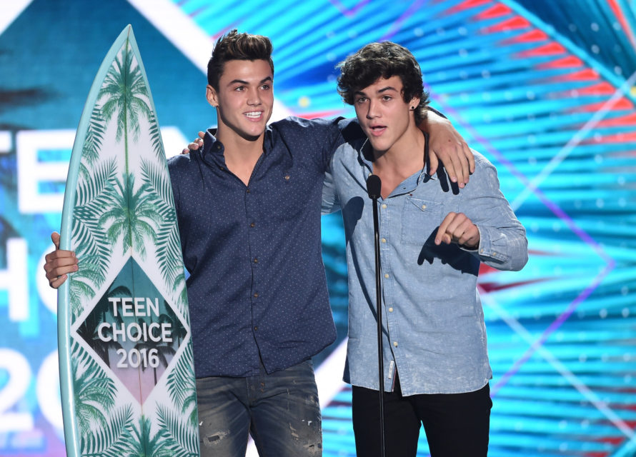 Meet The Nominees for #ChoiceNextBigThing At The 2017 Teen Choice Awards