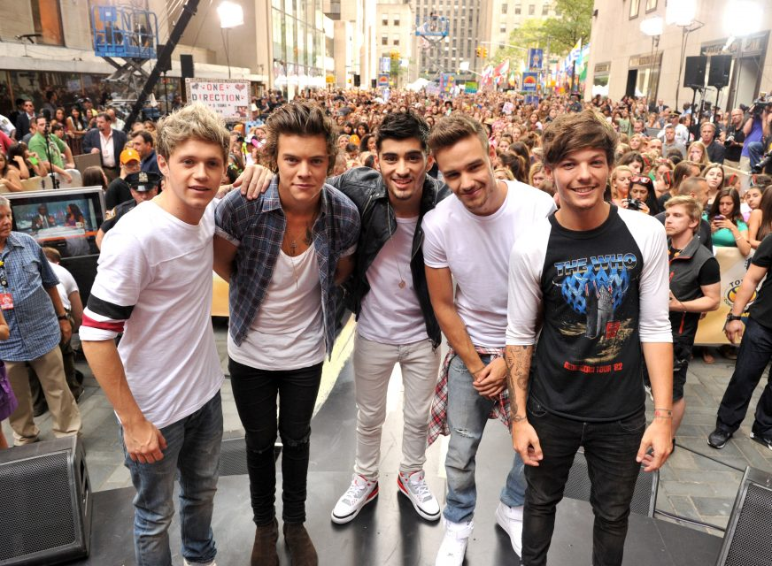 One Direction Celebrates 8 Year Anniversary As A Band