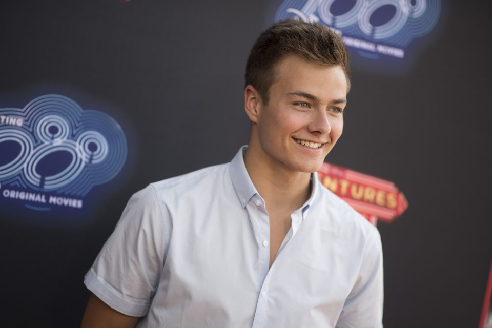 Peyton Meyer Grants A Fan's Wish