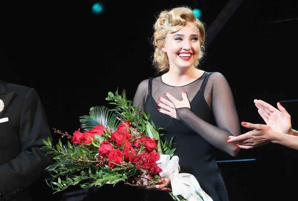 Veronica Dunne Takes Her Final Bow In 'Chicago'