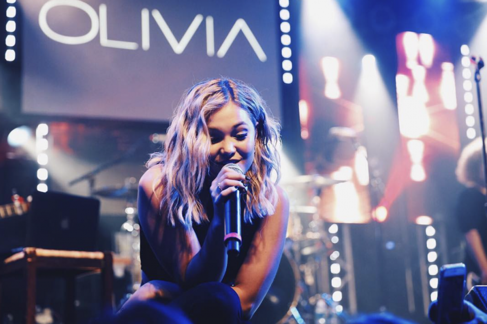 Olivia Holt Releases 'History' Music Video