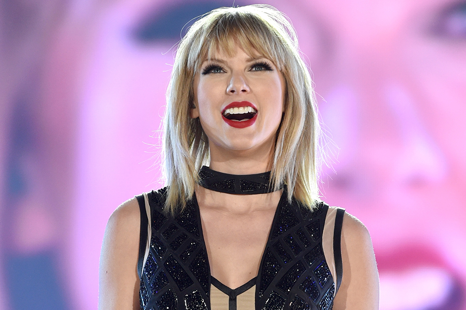 Taylor Swift Has A New Guy In Her Life Tigerbeat