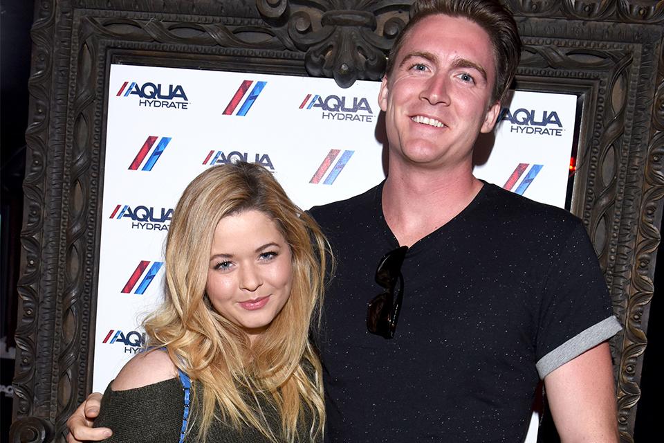 Hudson Sheaffer dating Sasha