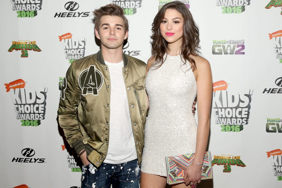 Kira Kosarin and Jack Griffo Are Obsessed With Slime!