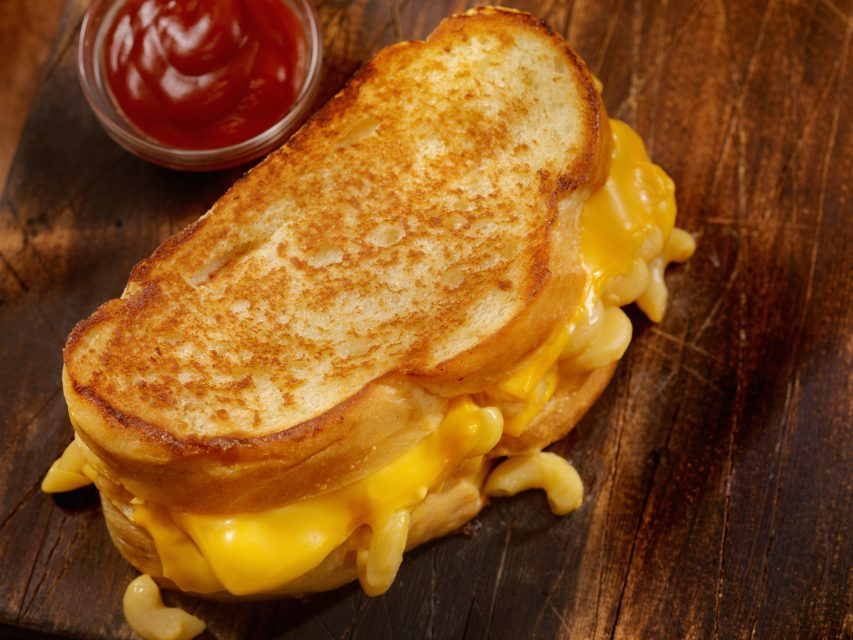 National Grilled Cheese Day Quiz: Which Grilled Cheese Are You?