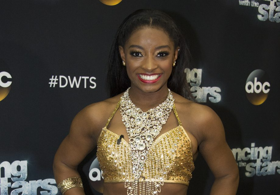 Simone Biles Gushes Over Her First Date!