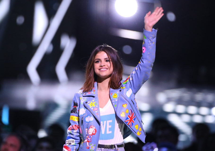 People are Freaking Out Over the Countdown on Selena Gomez's Website