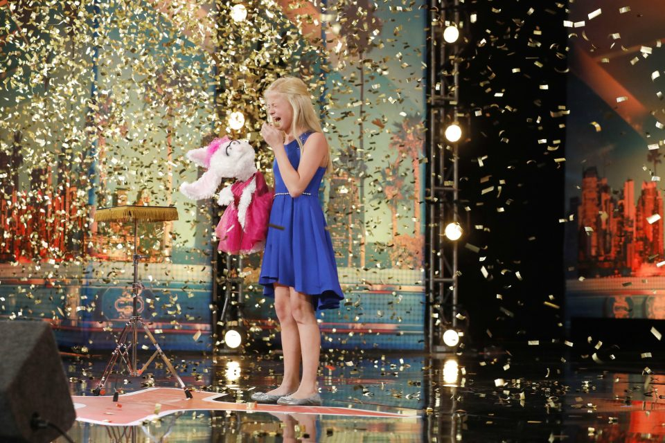 Darci Lynne Wins 'America's Got Talent' Season 12!