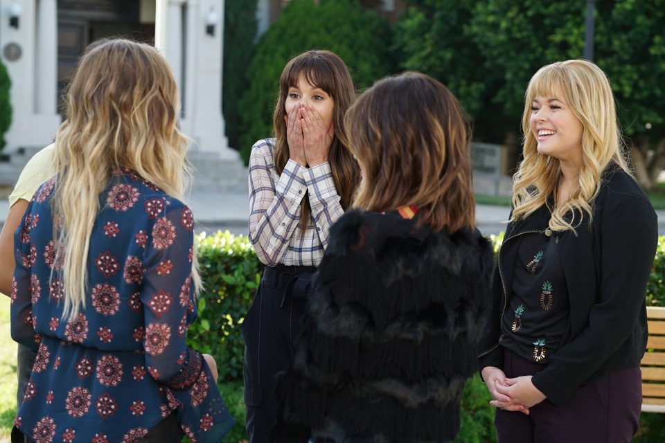 This is How the PLL Cast Responded to Yesterday's Spin-Off Announcement