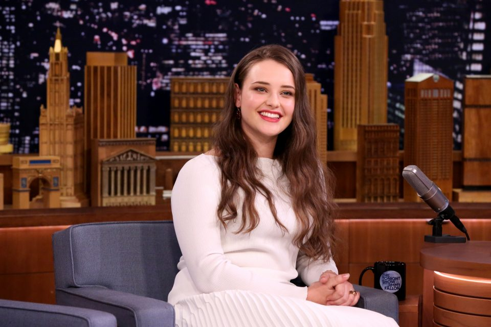 Katherine Langford Is Saying Goodbye To Hannah Baker