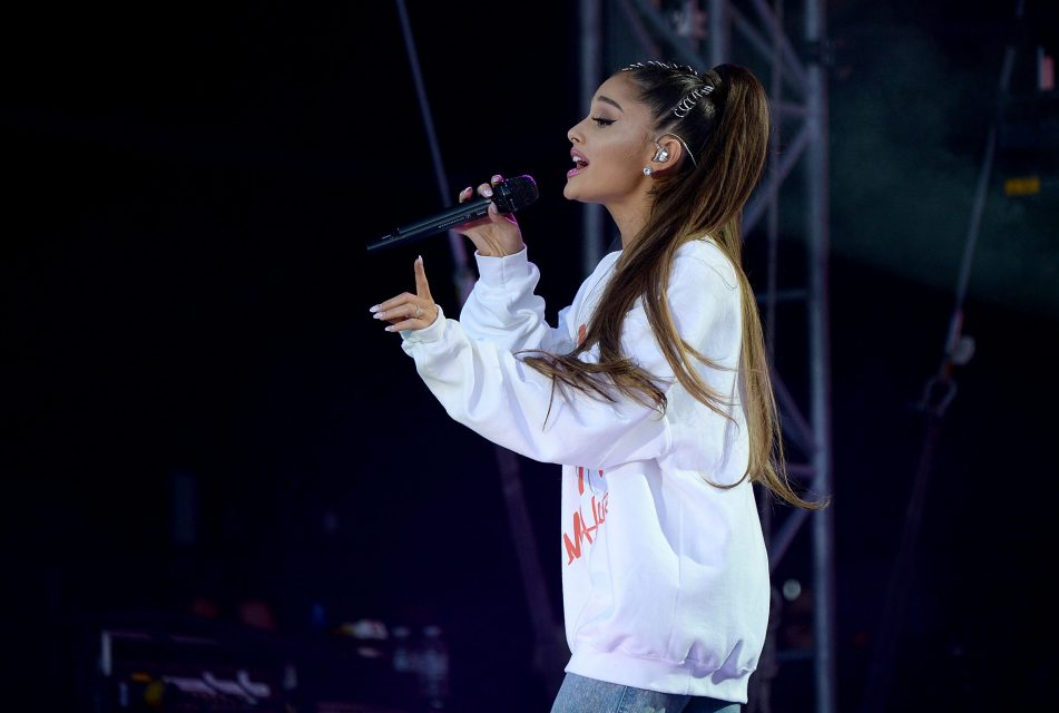 Ariana Grande Will Be Made an Honorary Citizen of Manchester