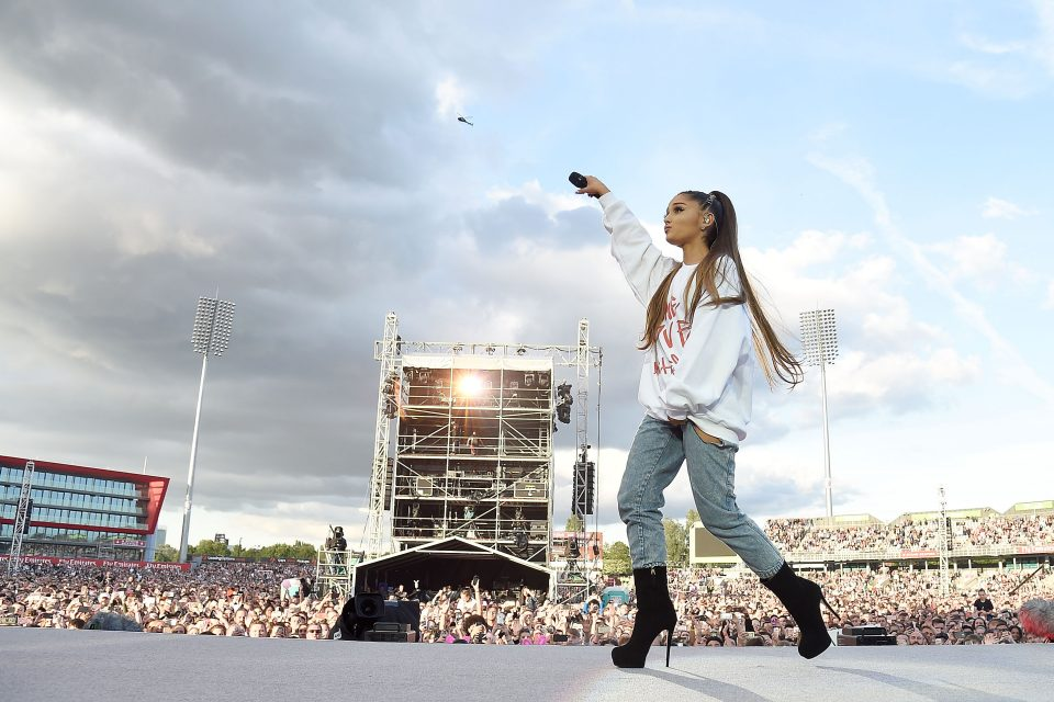 Ariana Grande Pays Tribute to Manchester in Her 'No Tears Left to Cry' Music Video