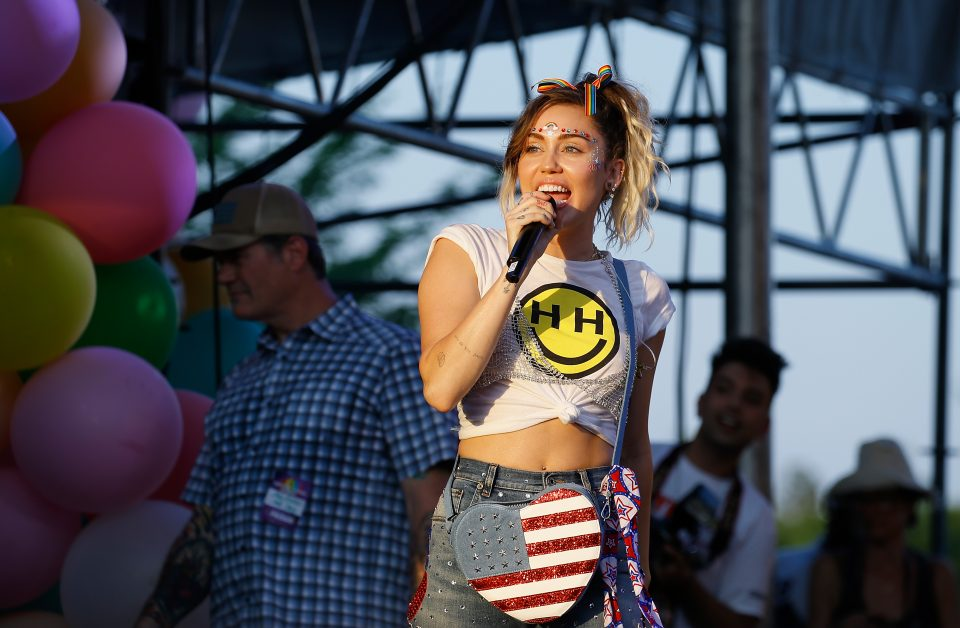 Miley Cyrus Doesn't Want Noah to Feel Pressured by the Music Industry