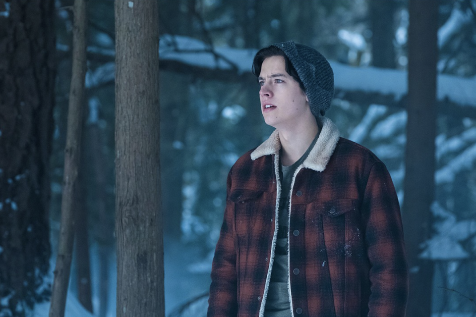 All the Funniest Fan Reactions to That Jughead Moment on 'Riverdale'