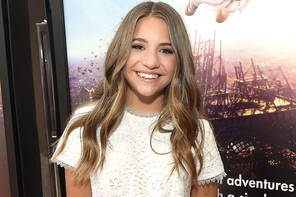 Mackenzie Ziegler's 'Breathe' Music Video Hits 1 Million Views
