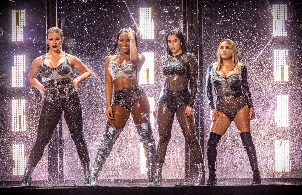 Your Favorite Celebs React to Fifth Harmony's VMA Performance