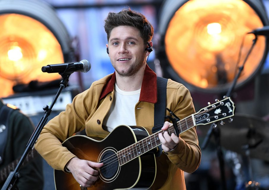 Niall Horan Shares Spotify Playlist with Fans