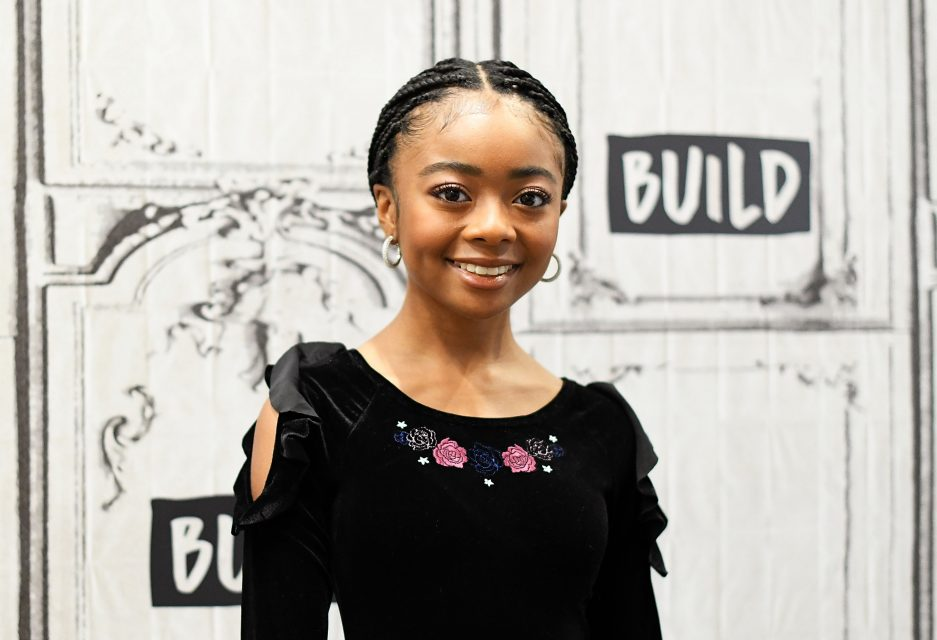 This is the Moment Skai Jackson Realized She Wanted to be a Fashion Designer