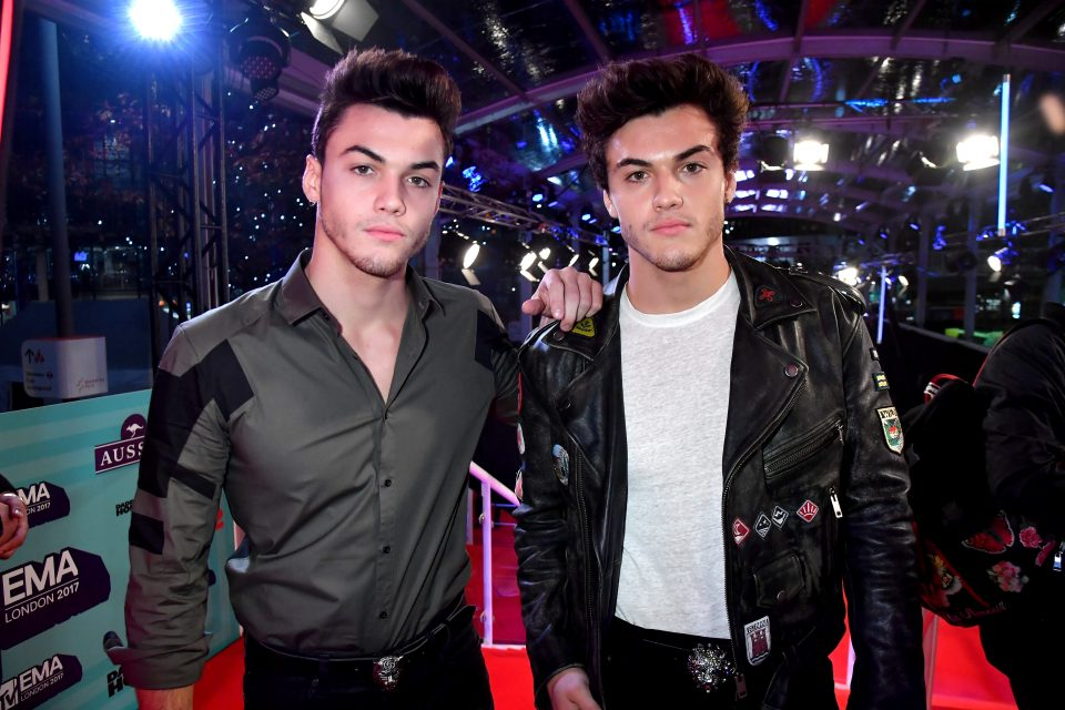 Grayson Dolan Surprises Brother Ethan with the Gift of His