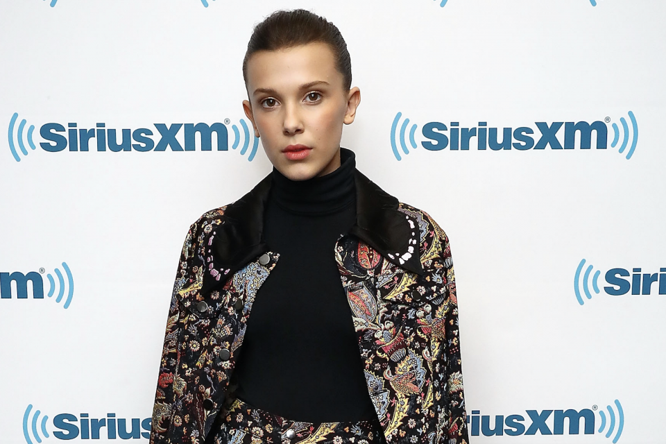 Millie Bobby Brown on Her First Kiss with 'Stranger Things' Costar Finn Wolfhard