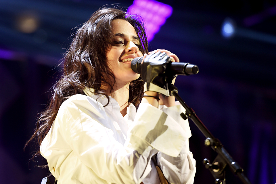 Camila Cabello Performs New Song 'Never Be The Same' On The Tonight Show