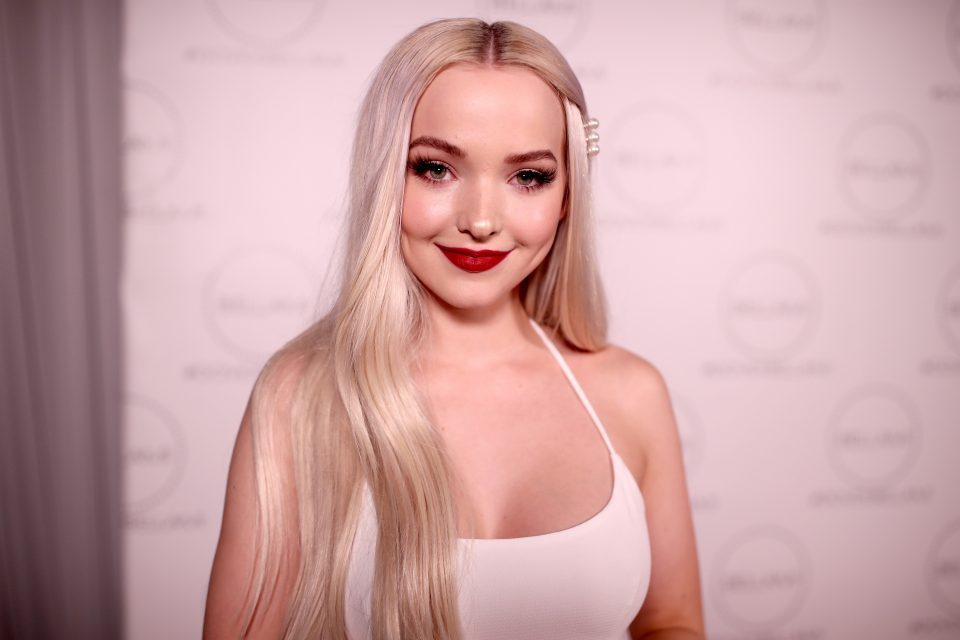 Dove Cameron Slays at the Launch of Her Bellami Hair Collaboration